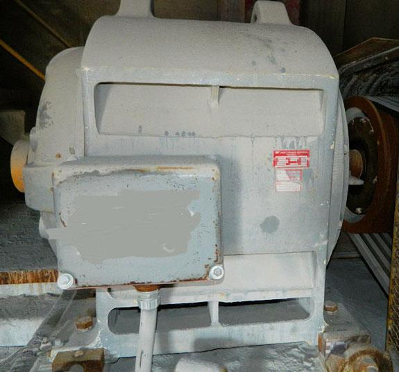 "Allis Chalmers 42"" X 65"" Superior Gyratory Crusher With 400 Hp Motor"
