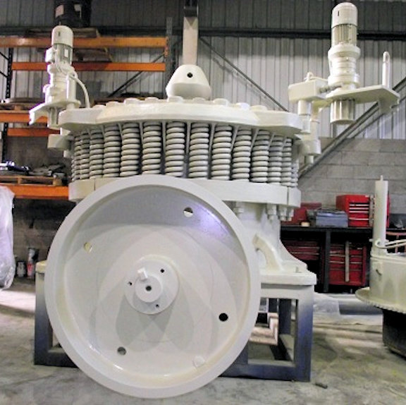 Symons - Nordberg 4' Std Cone Crusher, Fully Refurbished