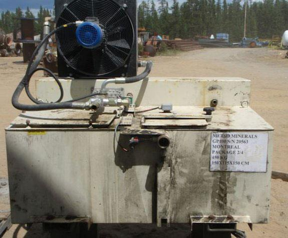 Metso Gp100 Cone Crusher With 100 Hp Motor