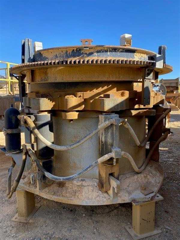 Excel Raptor Xl 400 Cone Crusher