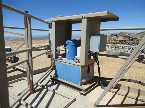 Telsmith 32x44 Jaw Crusher On Semi-portable Module With Grizzly Feeder And Discharge Conveyor