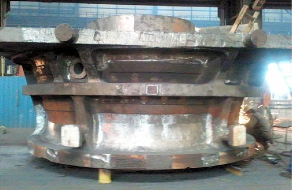 CRUSHER PACKAGE, Including SANDVIK Model CG850 60 x 113 Gyratory Crusher and NORDBERG MP1250 Cone Crusher