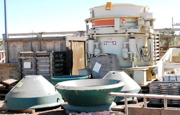 Unused Metso Nordberg Hp500 Cone Crusher