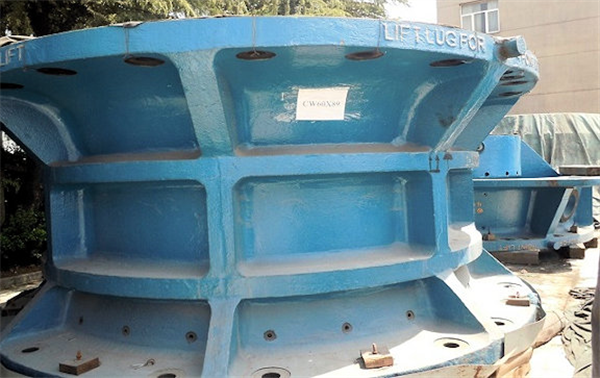 "UNUSED F.L. SMIDTH (Fuller-Traylor) 63"" x 90"" NT Gyratory Crusher with 600 kW (816 HP) Motor"