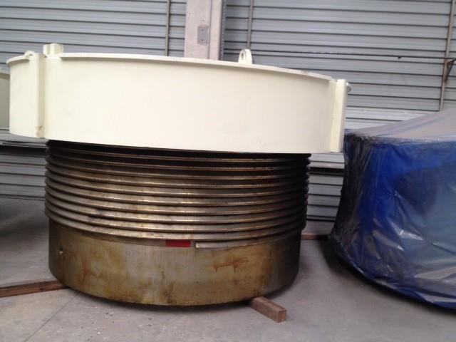 Unused Metso Mp1000 Sh Cone Crusher With 1,000 Hp Motor