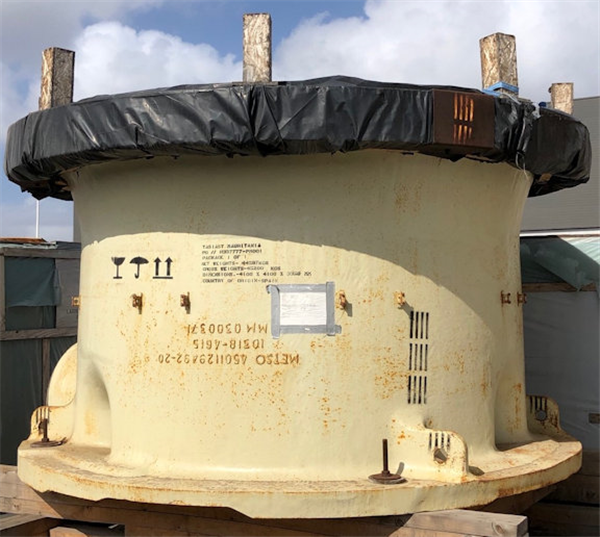 Unused Metso Model Mp1000 Sh Cone Crusher