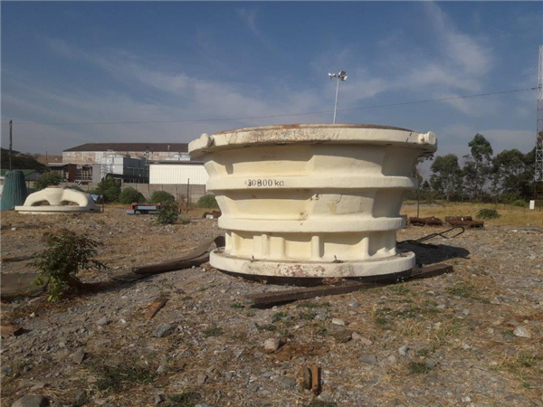 2 Units - UNUSED NORDBERG-METSO 42-65 Superior MK-II Primary Gyratory Crushers
