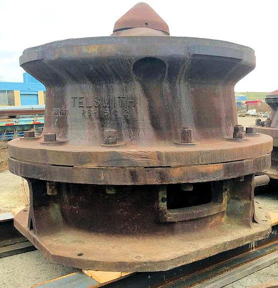 Telsmith Style B, Model 60b Reduction Ore Cone Crusher