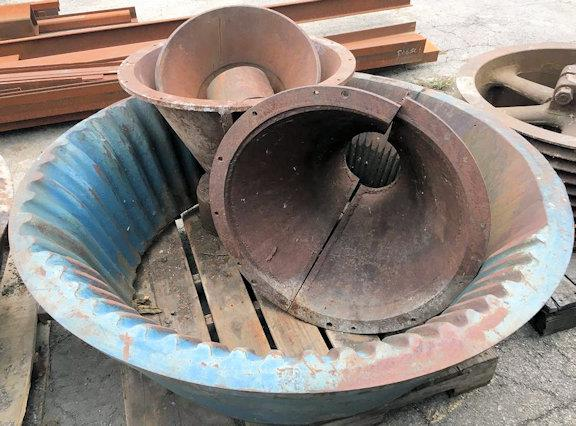 ?telsmith Style B, Model 52b Reduction Ore Cone Crusher