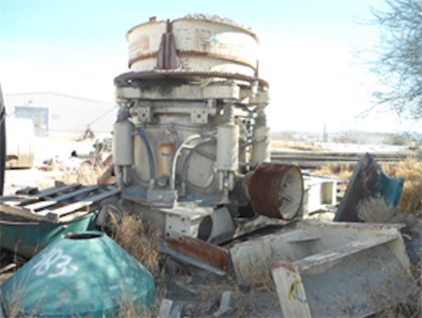 Used Cone-crushers For Sale