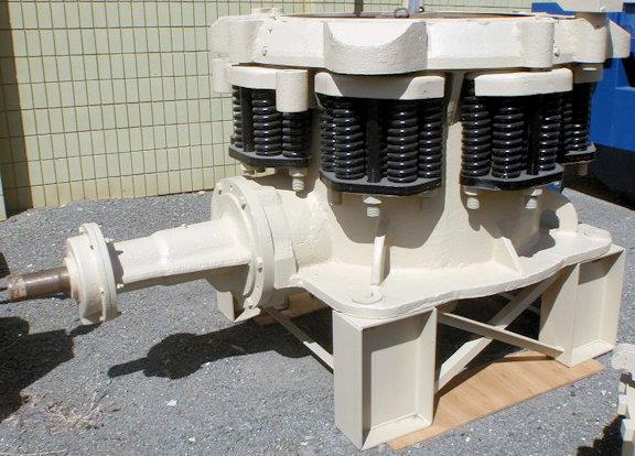 Shenyang (under Nordberg License) 3' Sh Cone Crusher, 125 Hp