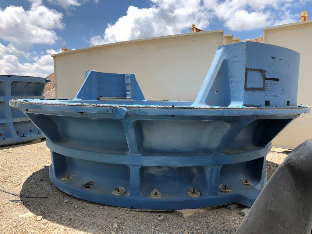 UNUSED FLSMIDTH Model TS 63 x 114 Gyratory Crusher