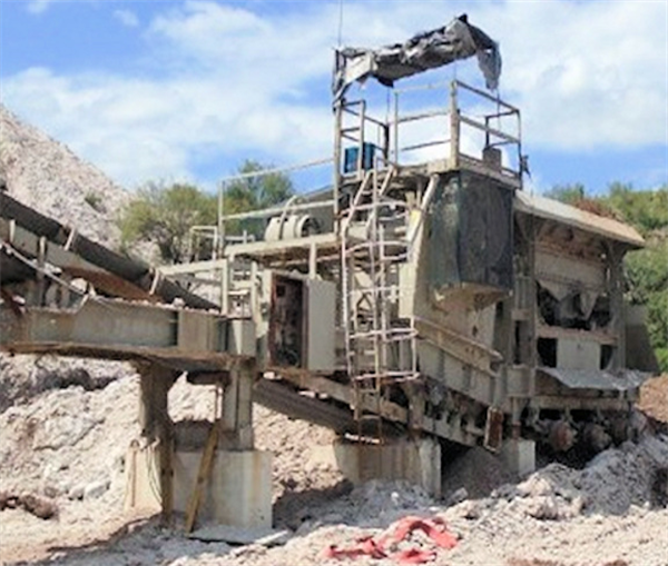 "J.W. JONES 30"" x 40"" Jaw Crusher"