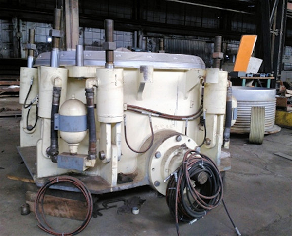 Sold - Not Available Nordberg Model 1560 Omnicone Reconditioned Crusher