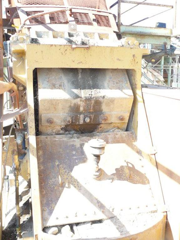 "Kue Ken 16"" X 36"" Double Toggle Jaw Crusher With 100 Hp Motor"