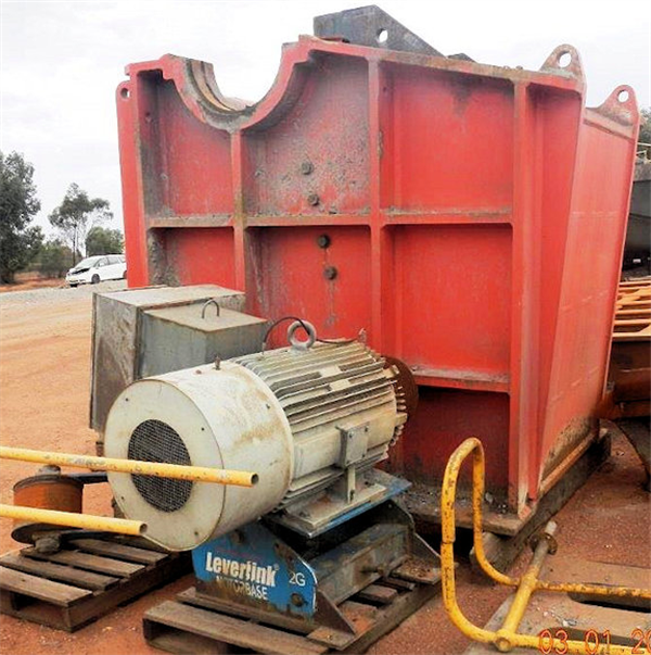 Kemco 48 X 40 St Jaw Crusher