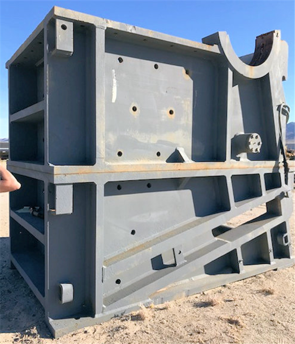 "1995 TELSMITH 50"" x 60"" Jaw Crusher"