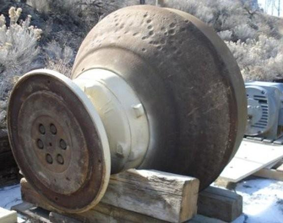 Used Head And Shaft Assembly For Symons-nordberg 5-1/2' Sh Hd Cone Crusher