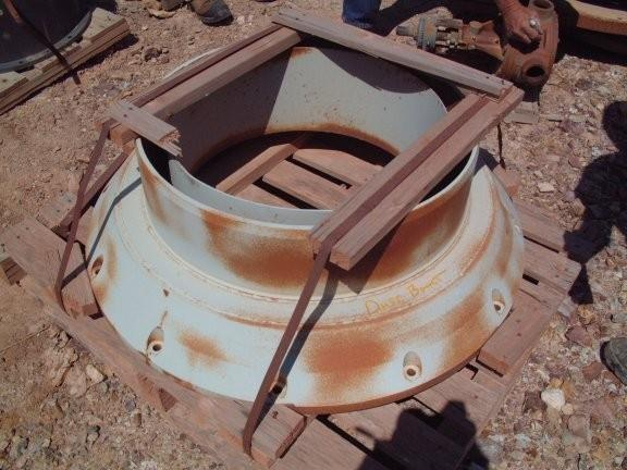 "Lot of Spare NORDBERG 30"" X 60"" Gyratory Parts"