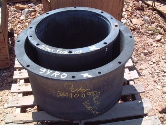 """Lot Of Spare Nordberg 30"""" X 60"""" Gyratory Parts"""