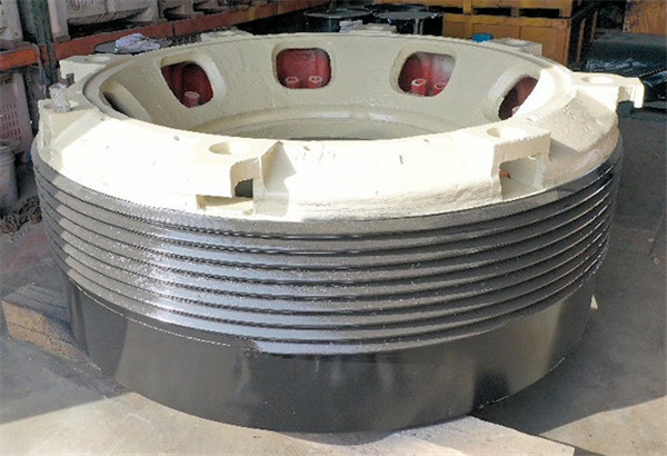 Lot Of Spare Parts For Symons-nordberg 7' Cone Crusher