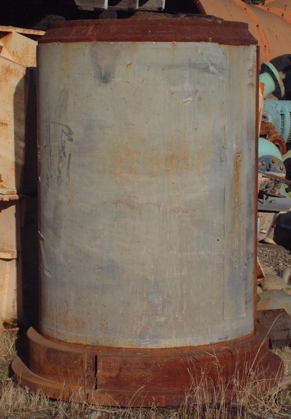 "Spare 27"" Babbit Style Eccentric for Traylor Gatx 42 x 68 Gyratory Crusher"