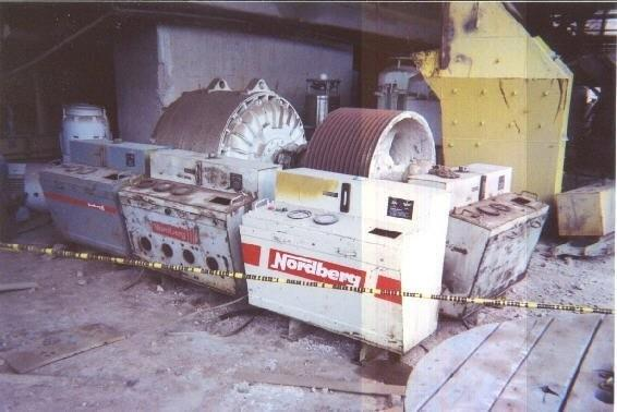 2 Units  - SYMONS-NORDBERG 7' Cone Crusher Hydraulic Consoles