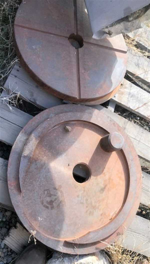 Step Bearing Plate for 7' Cone Crusher