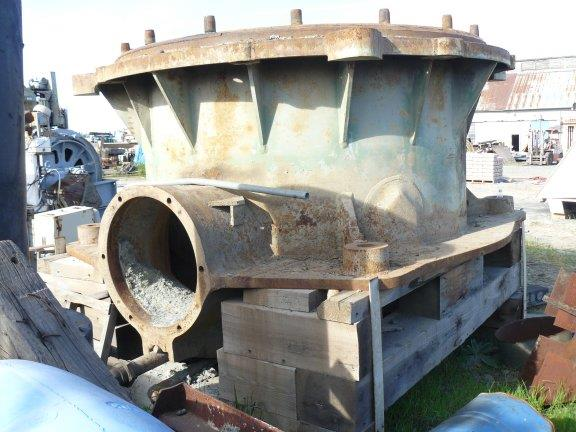 Symons 7' Hd Short Head Cone Crusher Main Frame
