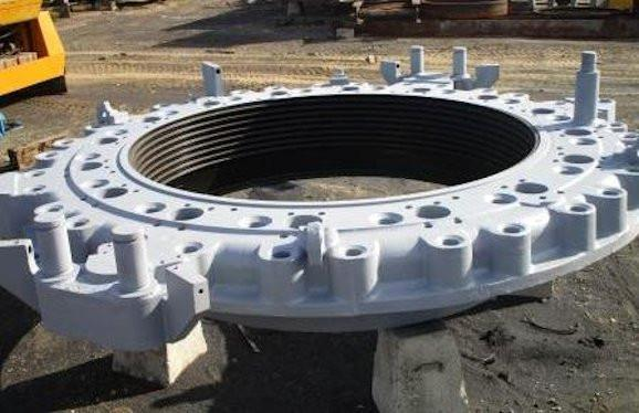 2 Units  - SYMONS-NORDBERG XHD Adjustment Rings for 7' Extra Heavy Duty Cone Crusher