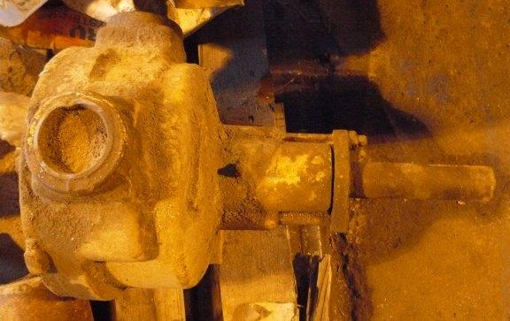 Spare Hydraulic Pump for Lube System for SYMONS-NORDBERG 7' SH Cone Crusher