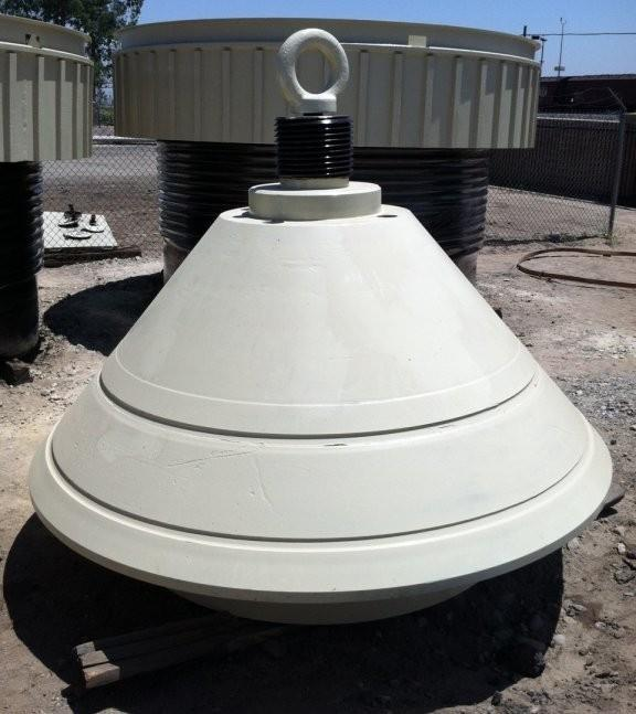 Spare Bowl For Nordberg/ Metso Mp1000 Cone Crusher