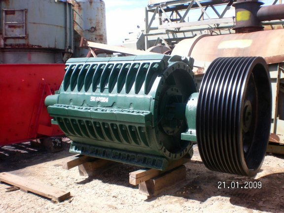 "66"" X 22"" Single Horizontal Shaft Impactor With 150 Hp Motor"