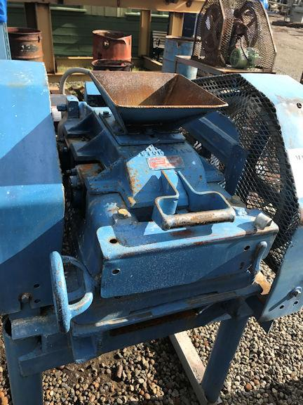 STURTEVANT Laboratory Roll Crusher with 1 HP motor