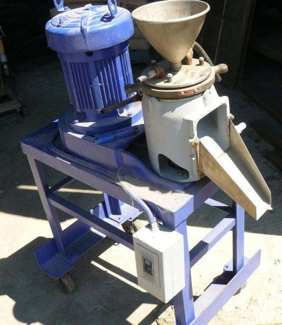 Premier Mill Model Ksif Lab Sized Colloid Mill With 5 Hp Motor