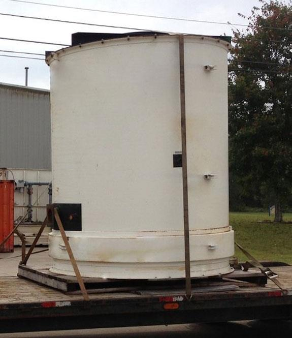 Unused Eco Waste Systems Solid Waste Incinerator 2 Stage