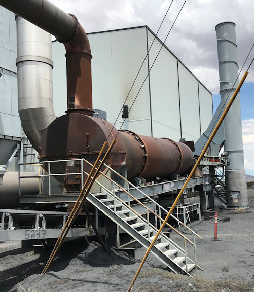 Cp Carrier Dryer System, Including 41' Fluid Bed Dryer, Rotary Dryers, Baghouse, Burner, Conveyors, Heater & More
