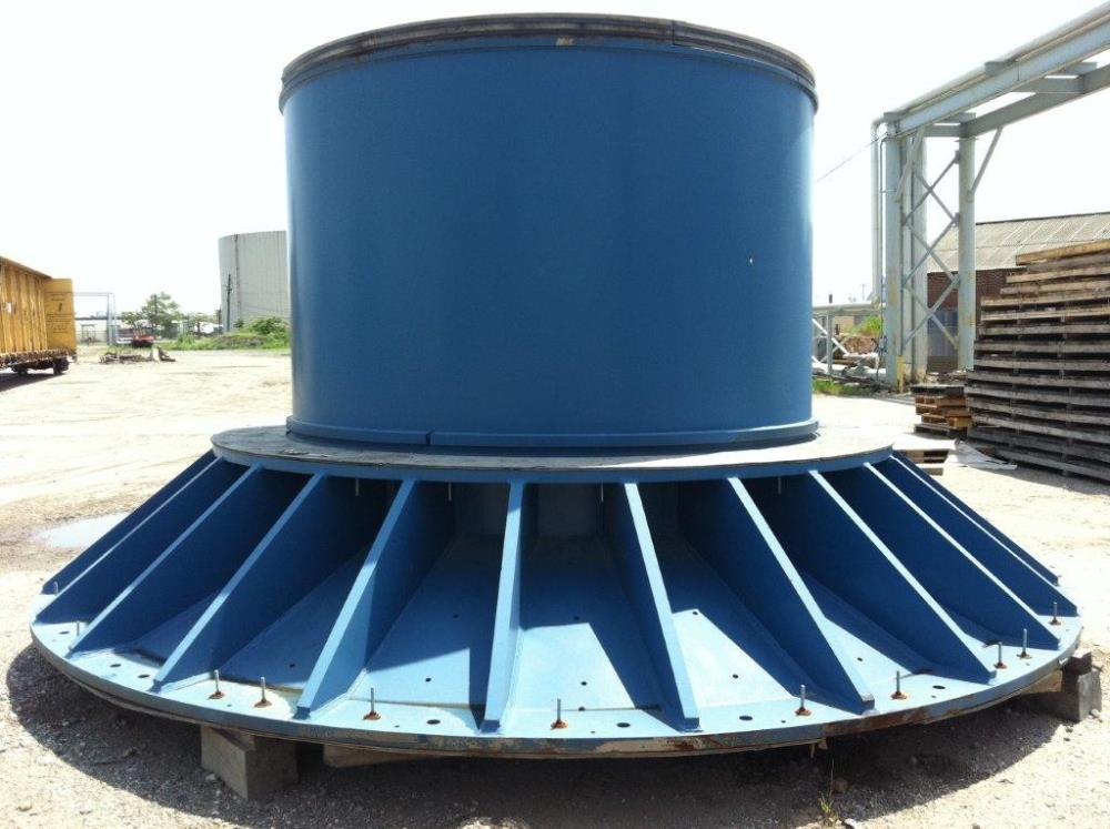 "Unused Metso 38' X 25'5"" F/f (11.58m X 7.76m F/f) Sag Mill With 19,400 Kw (26,016 Hp) Motor"