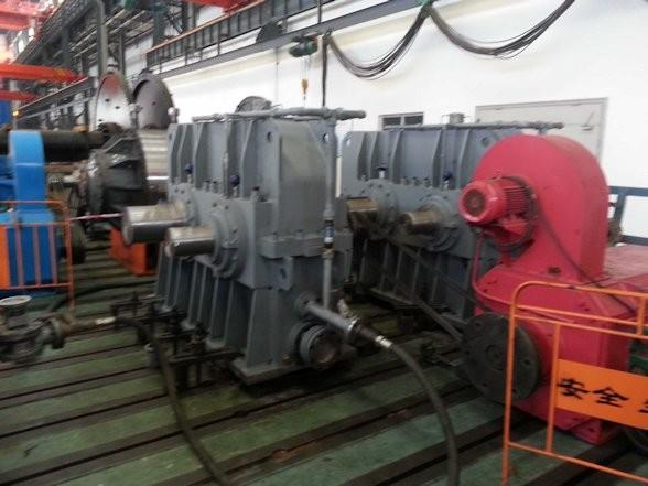 "Unused Citic 5.5m X 8.1m Egl (18' X 26'6"") Ball Mill With 4100 Kw (5496 Hp) Motor"