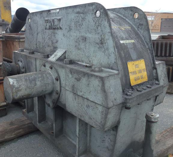 Allis Chalmers 7' X 18' Ball Mill With 350 Hp Drive