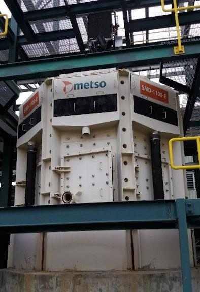 3 Units - METSO SMD-1100-E Stirred Media Detritor, 1100 kW