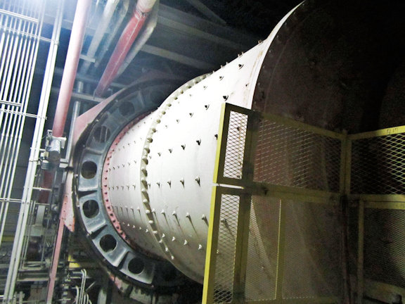 """Allis Mineral Systems 13' X 20'5"""" Ball Mills, With 1,750 Hp Induction Motor"""