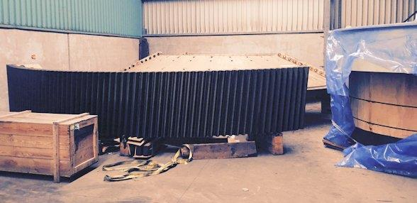 UNUSED METSO 22' x 38' (6706mm x 11582mm) Ball Mill, 10,000 kW (13405 HP) 50 Hz