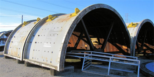 "UNUSED FLSMIDTH 22' x 41'6"" Dual Pinion Regrind Ball Mill with 2 ABB 5,500 kW (7,375 HP) Drives for Total Power of 11,000 kW (14,750 HP)"