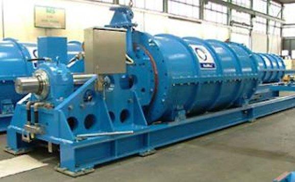 UNUSED ISAMILL, Model M100 Isa Mill with 75 kW motor