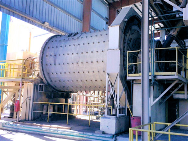 KVS 11.5' x 17' (3.5m x 5.2m) Ball Mill 1,000 HP (735 kW) 60 HZ