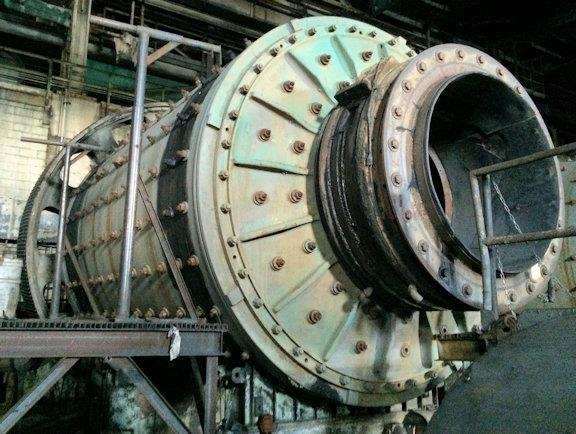 "30 Units - NORDBERG 12'2"" x 14'6"" Ball Mills with 1250 HP Motor"