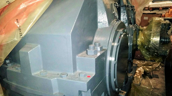 Unused Outotec 18' X 30' (5.5m X 9.15m) Sag Mill With 4,500 Kw (6,032 Hp) Drive