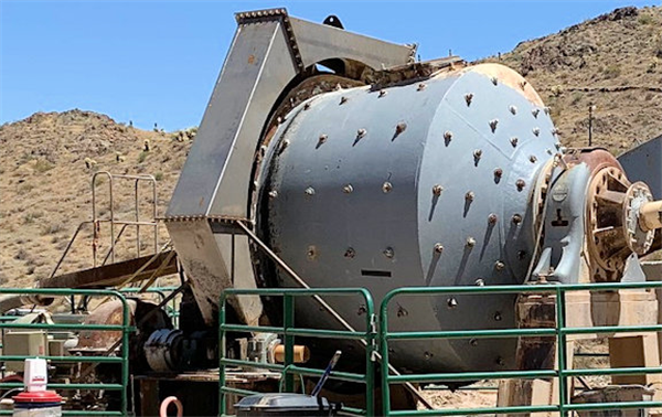 Hardinge 6' X 8' Conical Ball Mill  Conical Ball Mill