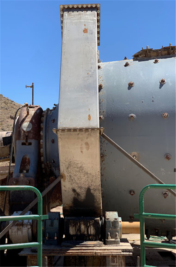 """36"""" X 8"""" HARDINGE CONICAL BALL MILL - Nelson Machinery ...  Conical Ball Mill"""